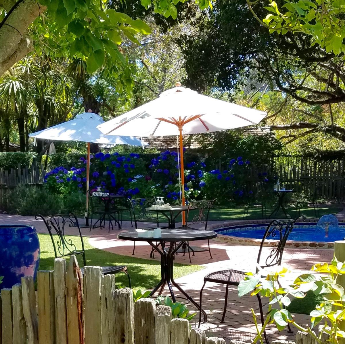 Allied Arts Blue Garden