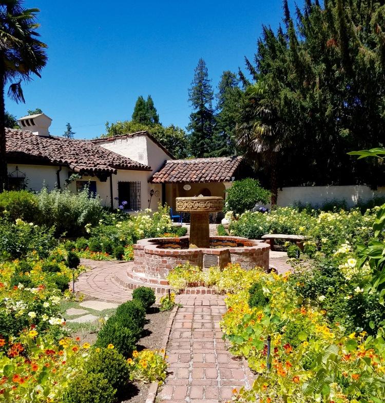 Allied Arts Garden of Abundance