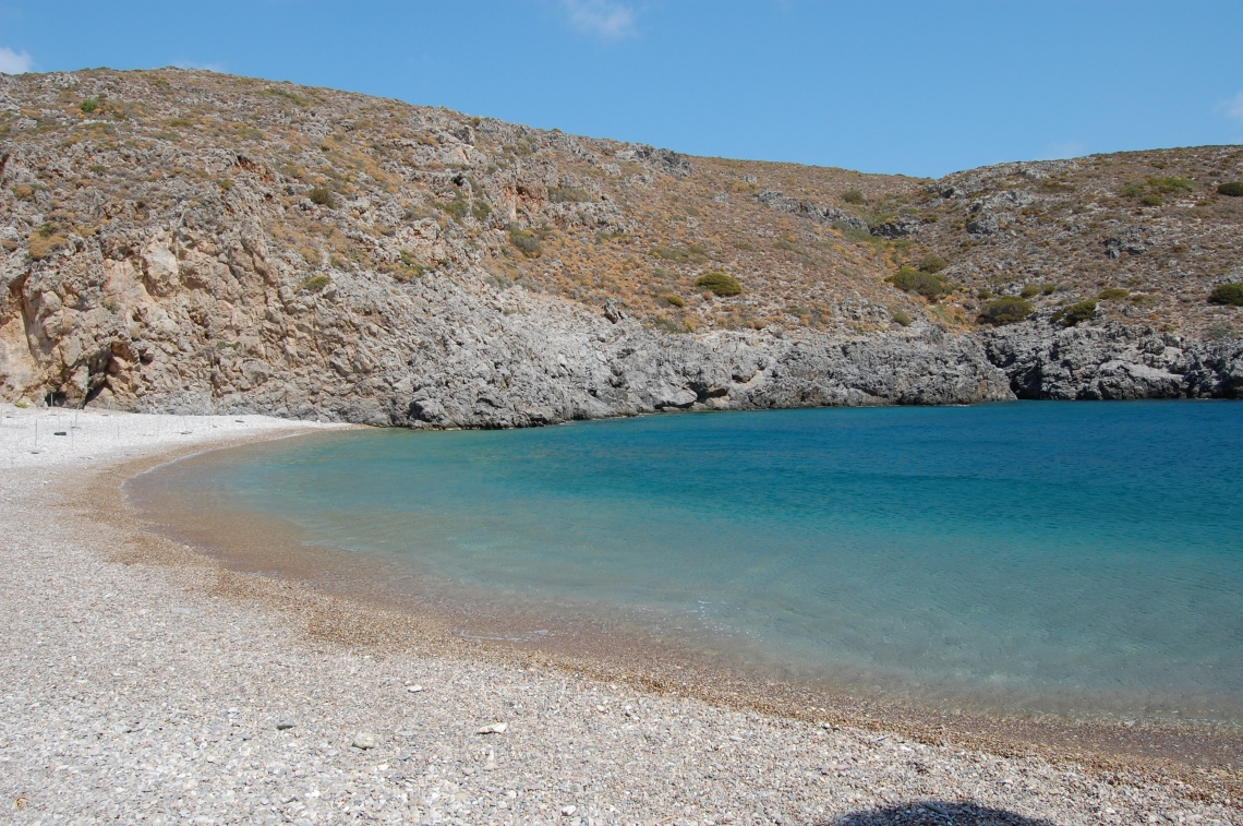 Kythira Narrow Beach 1