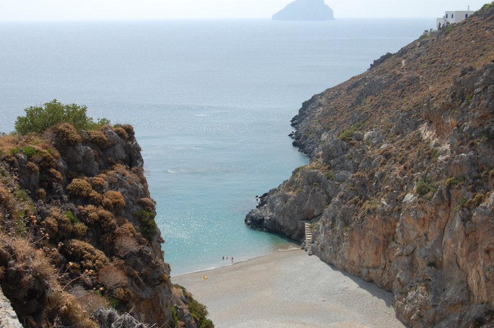 Kythira Narrow Beach 2
