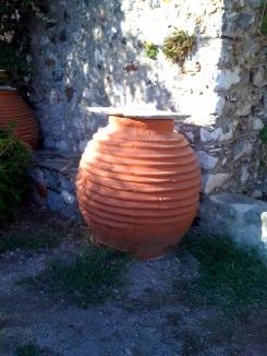 Large Urn in Monemvassia