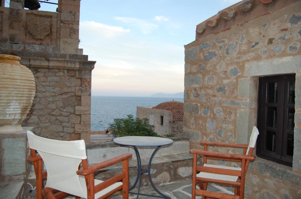 Monevasia Hotel View