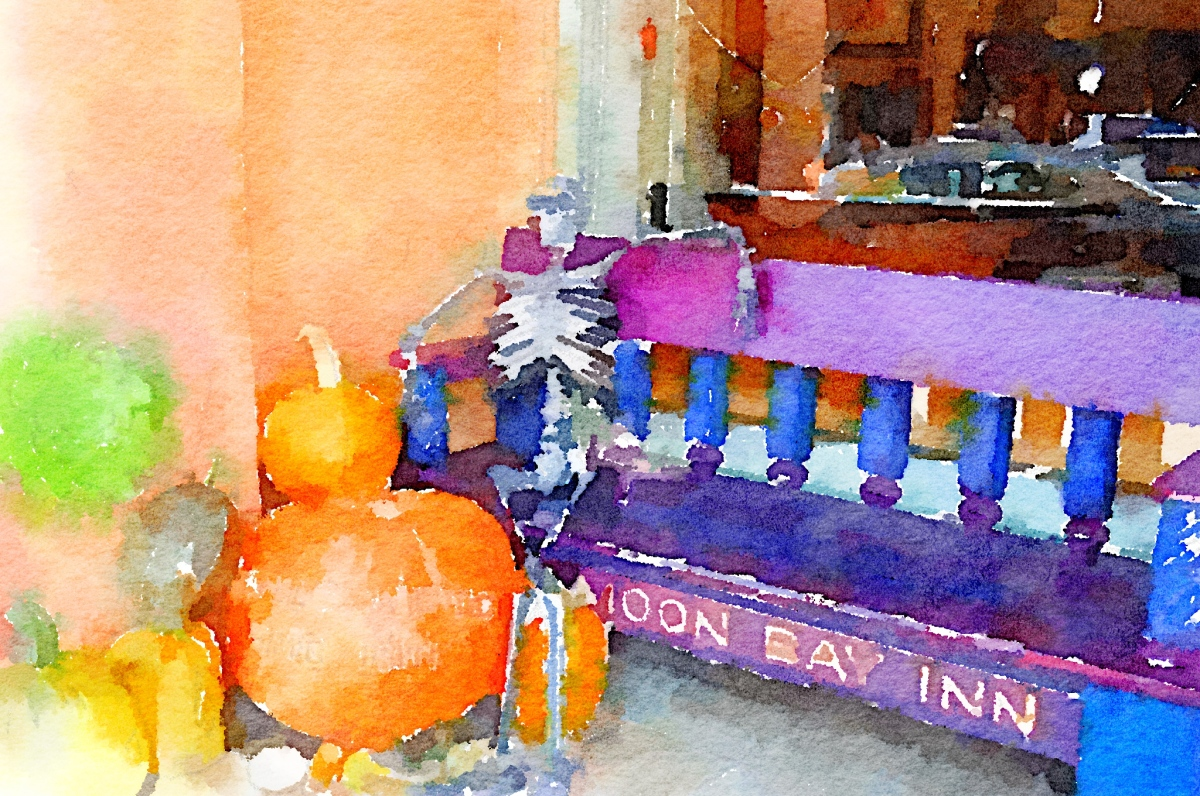 half-moon-bay-halloween-decor-waterlogue