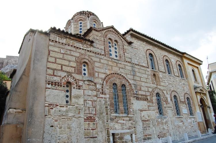 plaka-church
