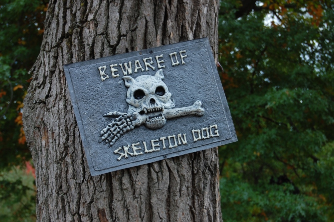 pond-house-cafe-skeleton-sign