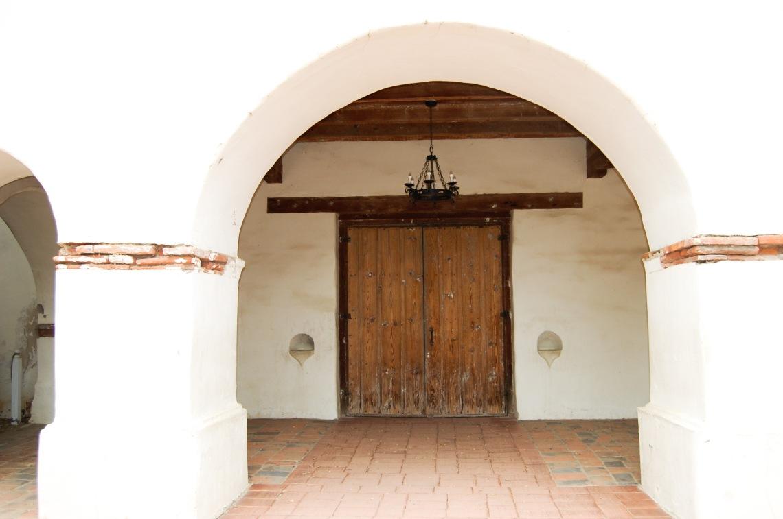 san-juan-bautista-mission-door