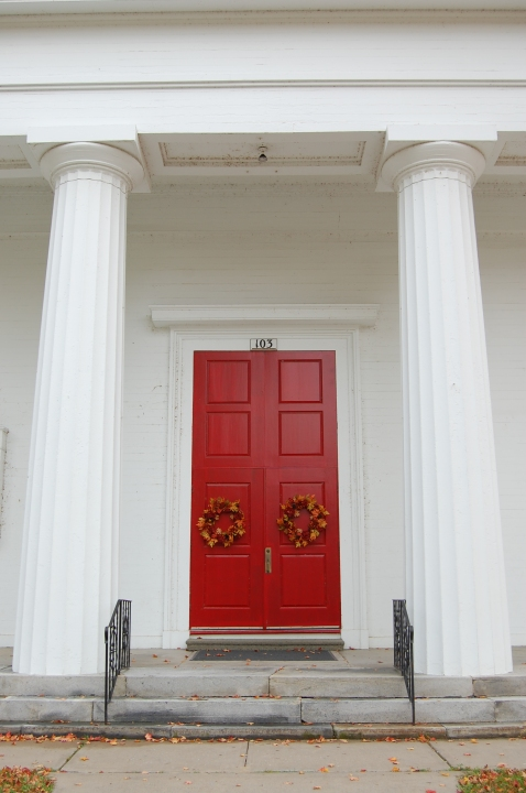 church-door-in-collinsville
