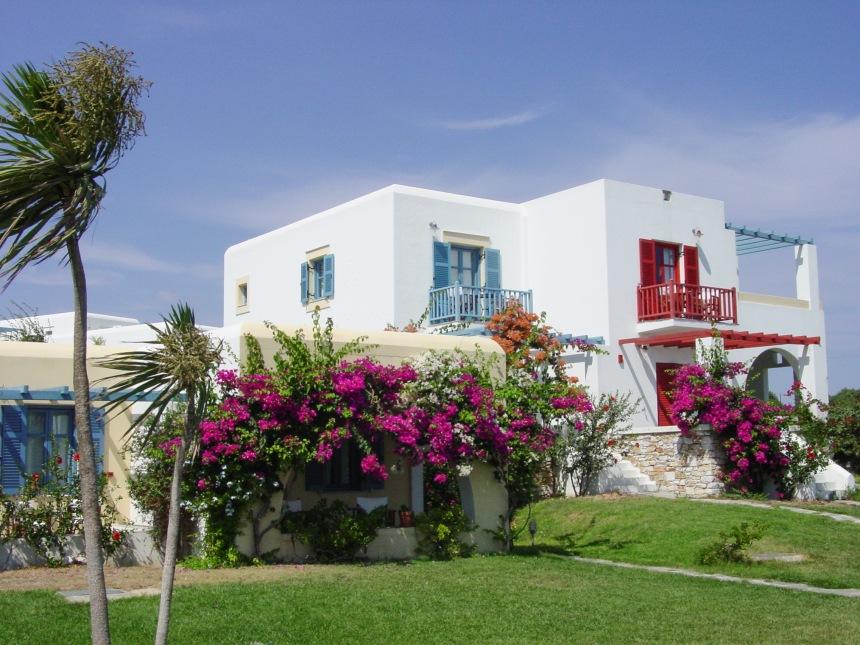 Aquamarina Resort Paros