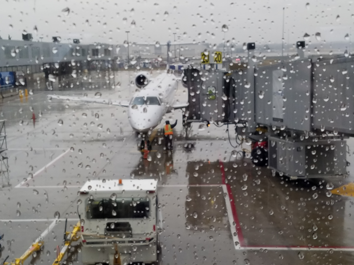 Bradley Airport 1