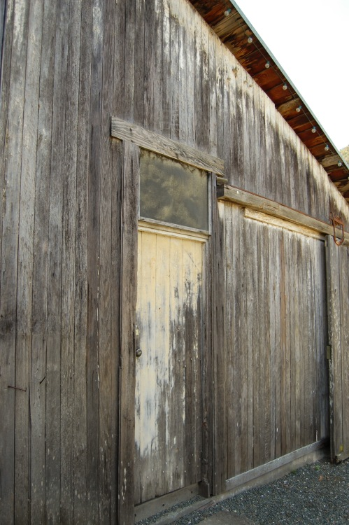 Old Barn Doors