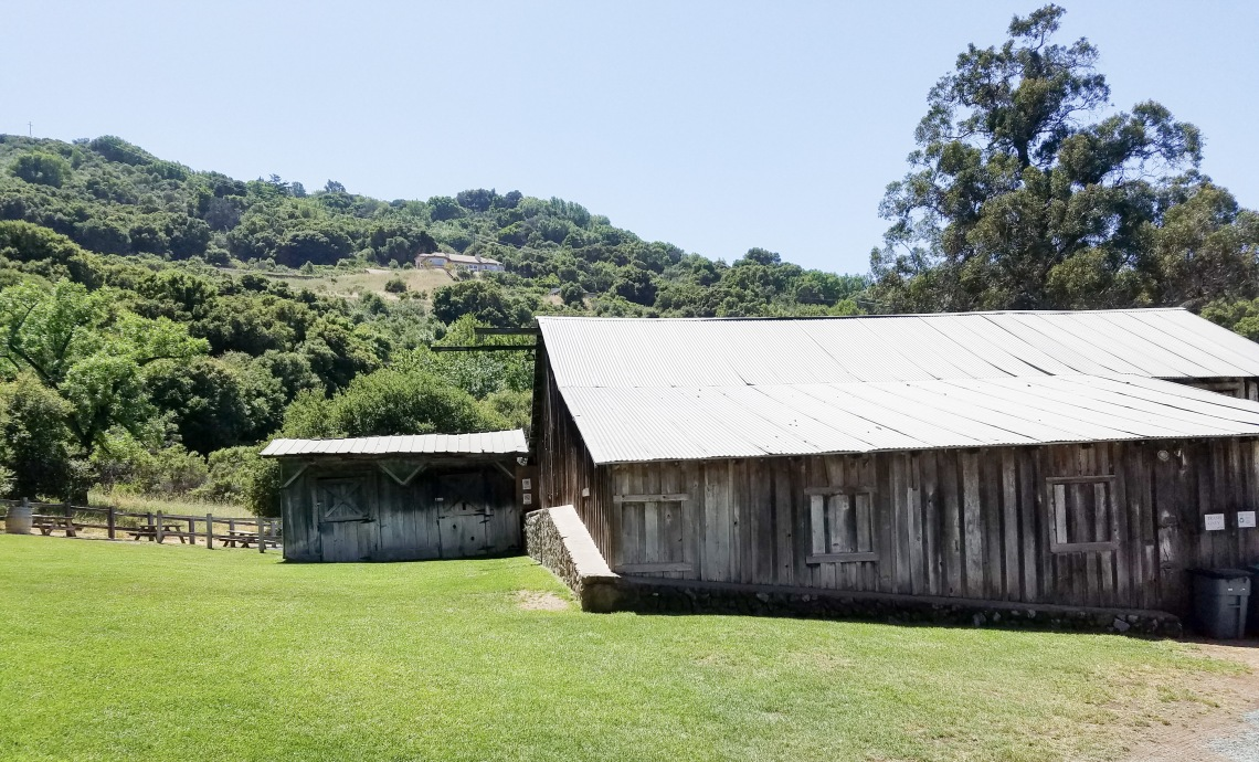 View of Barns 2
