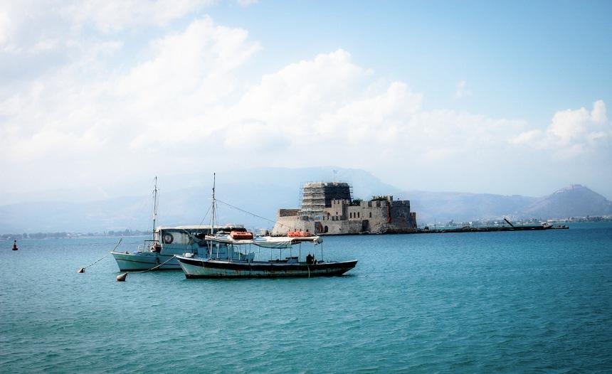 Bourtzi Fortress
