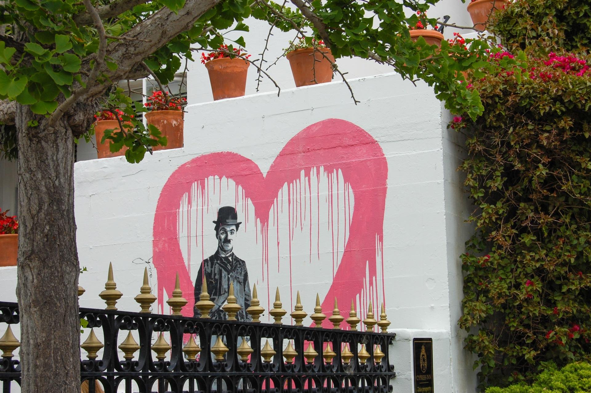 Carmel Street Art