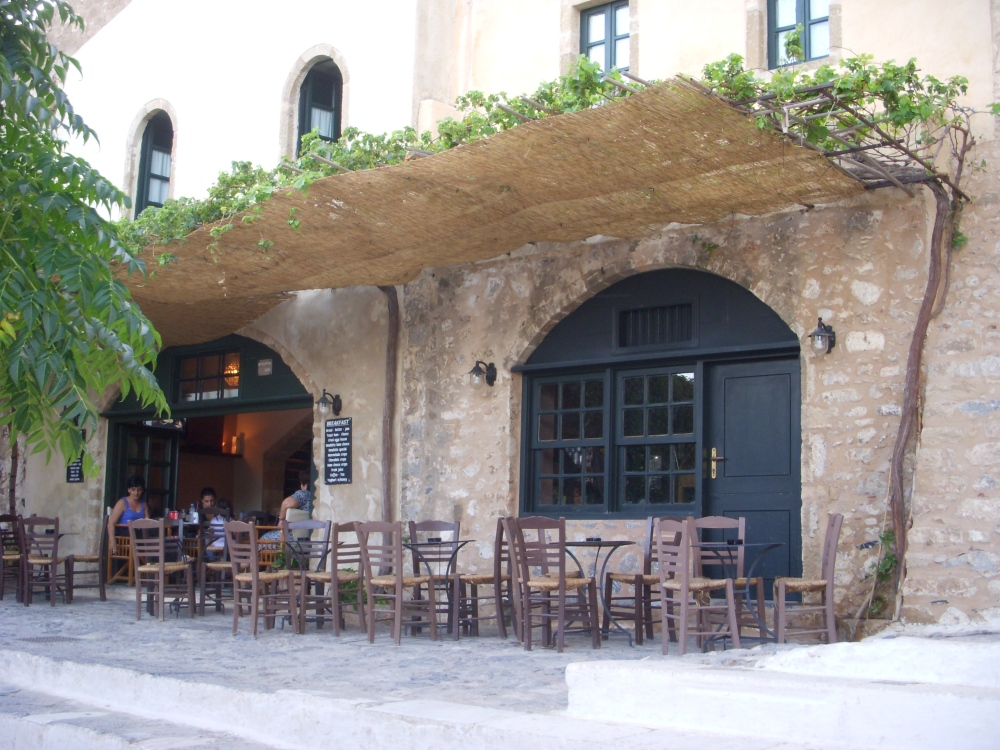 Monemvasia Cafe