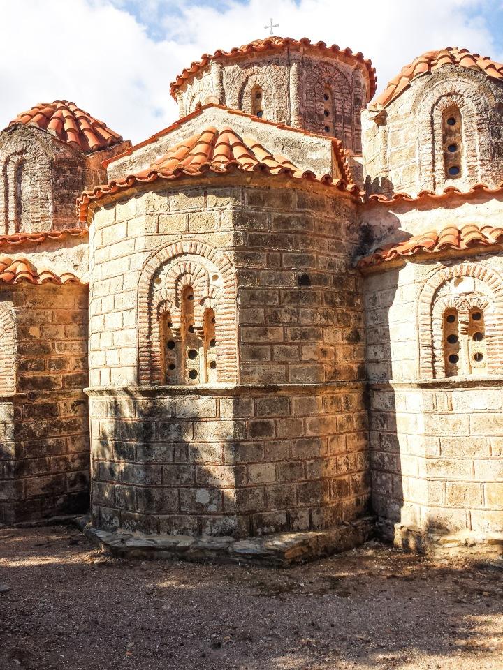 The Byzantine Church of AgiosAthanasios