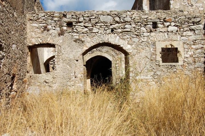 Empty Doorways ofGreece