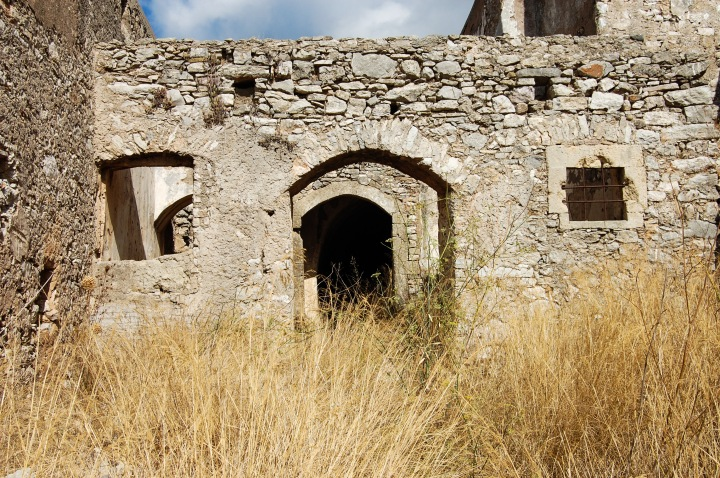 Aroniadika Missing Doors
