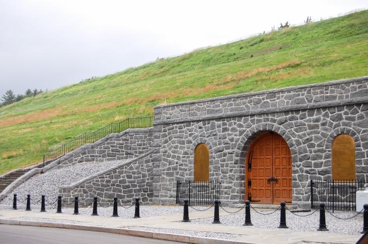Saville Dam Lower Gatehouse