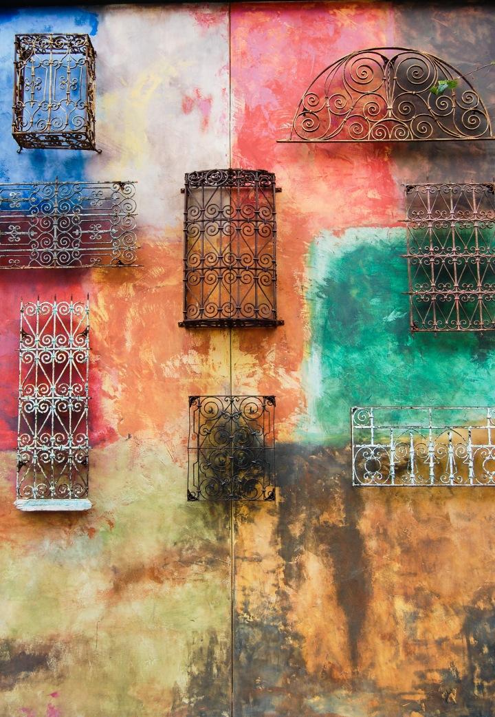 Street Art Collage – SantanaRow