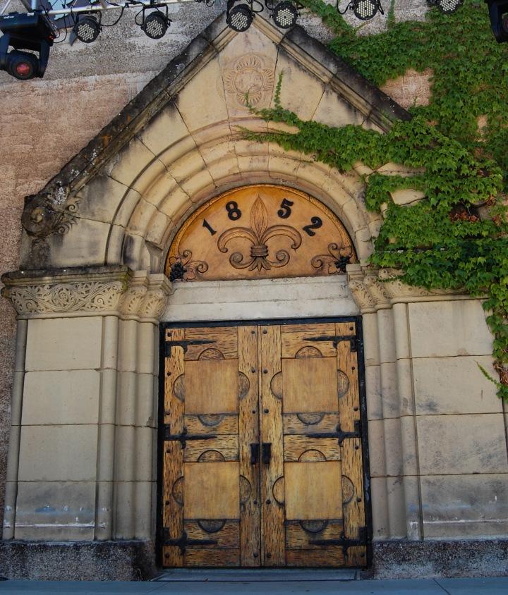 The Spanish Portal at MountainWinery