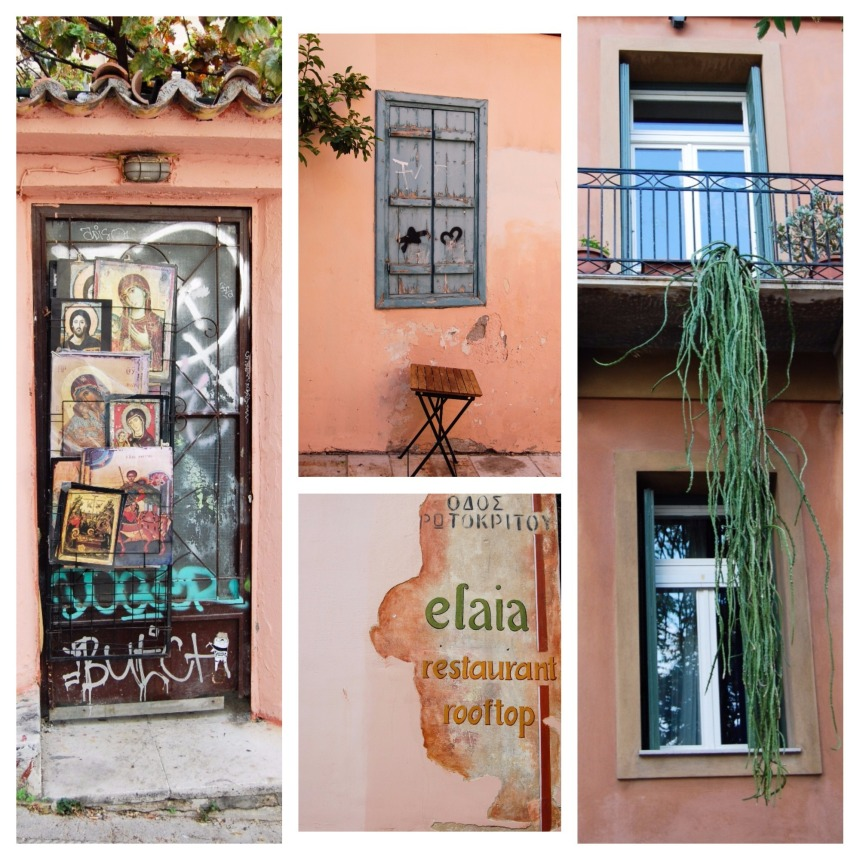 Plaka Street Scenes (1)