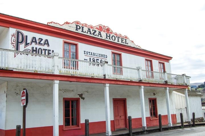 The Historic Plaza Hotel – San JuanBautista