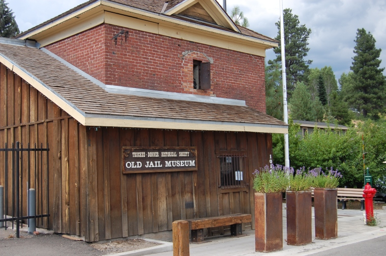 Truckee - Old Jail