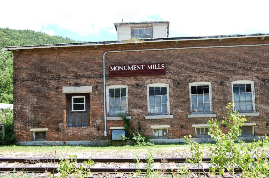 Monument Mills Factory 2
