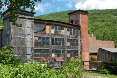 Monument Mills Factory