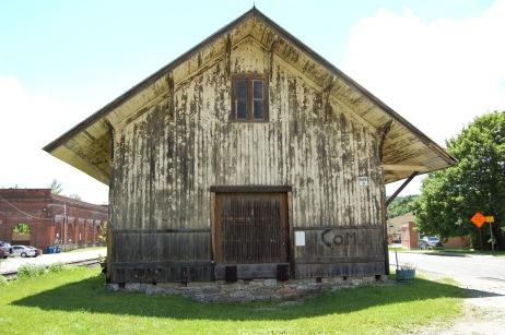 Monument Mills Railroad