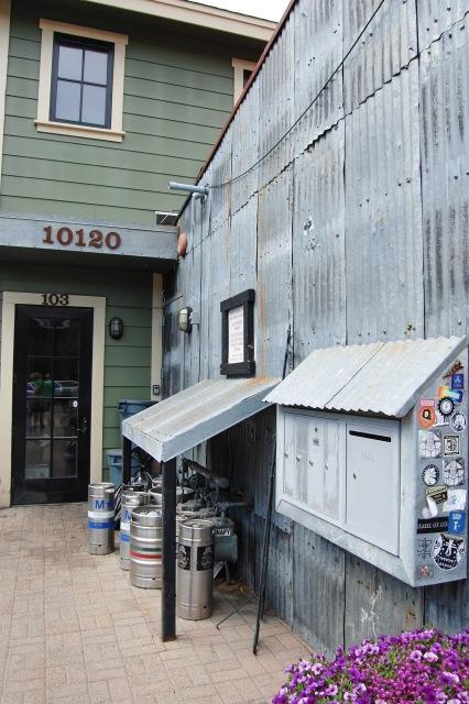 Truckee - The Coffeebar Sideyard