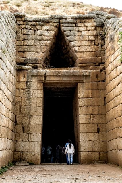 Agamenmon Tomb 2