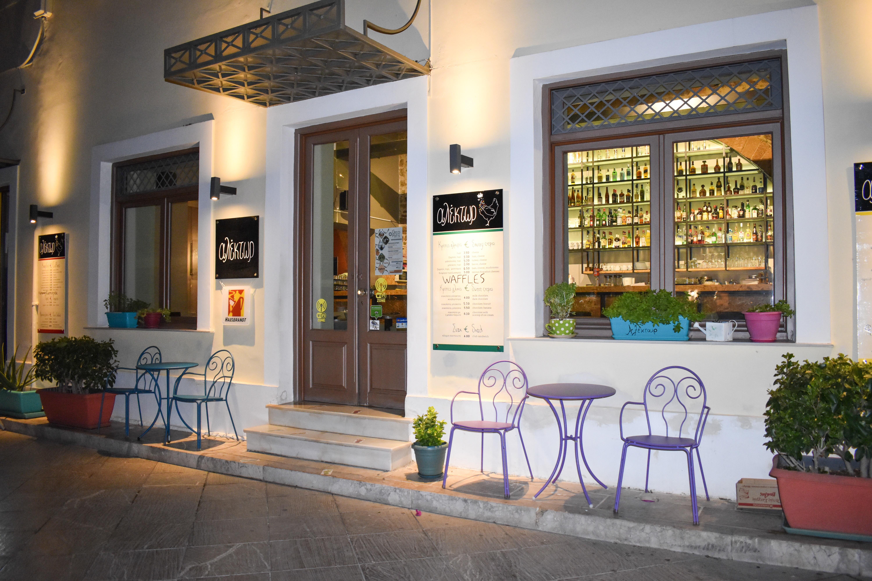 Alektor Cafe in Nafplio