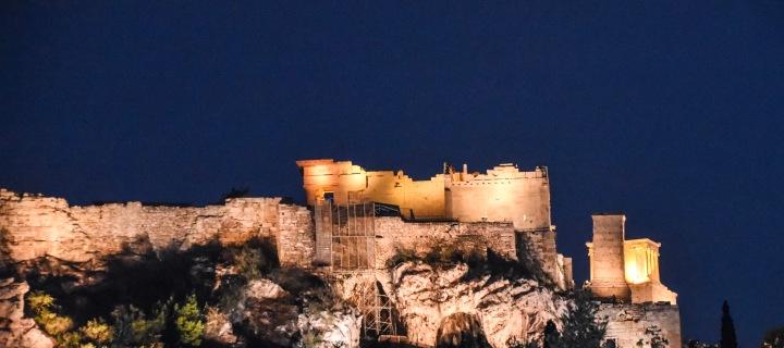 Acropolis after Dark
