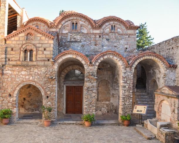 Saint Demetrios Mystras 2-2