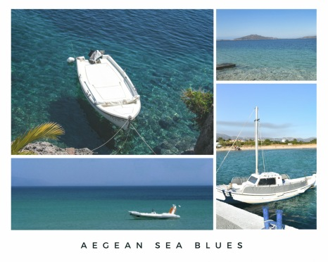 Aegean Sea Blues 2