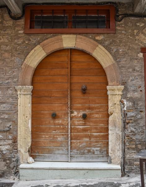 Nafplio Door 4LR