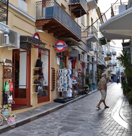 Street Scene Nafplio 3 LR