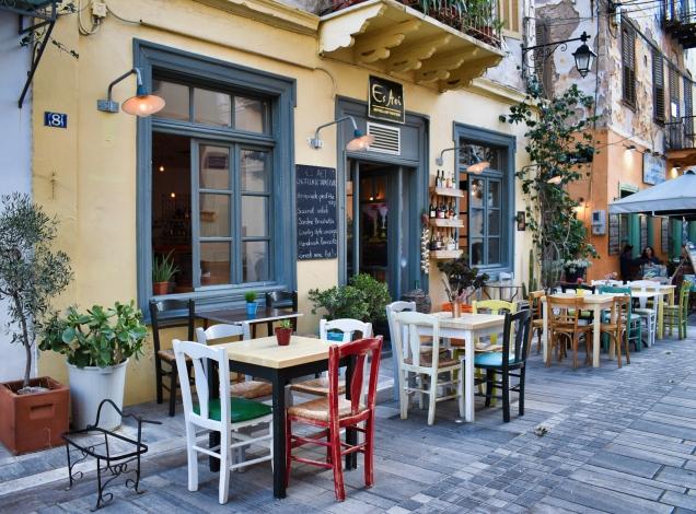 Street Scene Nafplio 4 LR