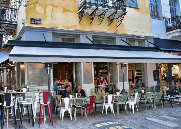 Street Scene Nafplio 6 LR