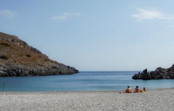 Island of Kythira, Greece