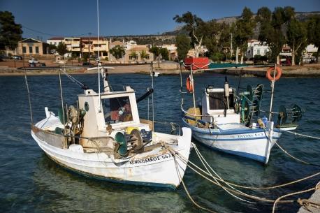 Plitra Fishing Boat