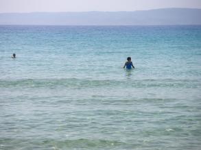 Island of Elafonisos, Greece