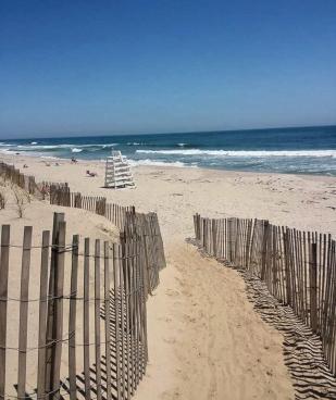 South Hampton Beach, New York