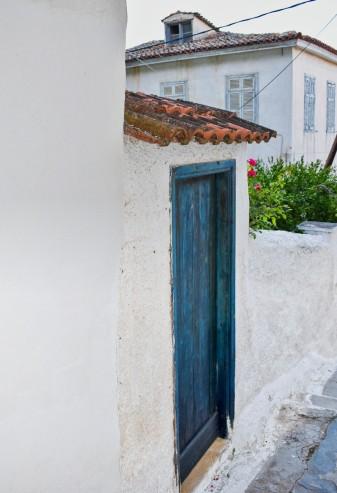 Nafplio Blue Door