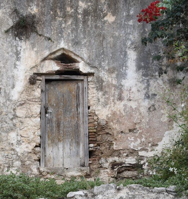 Old Secrets Guarded by a Locked Door