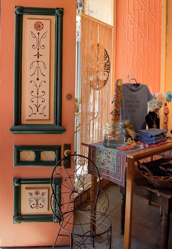 Nevada City Door 1 L & Nevada City Doors u2013 Note to Traveler