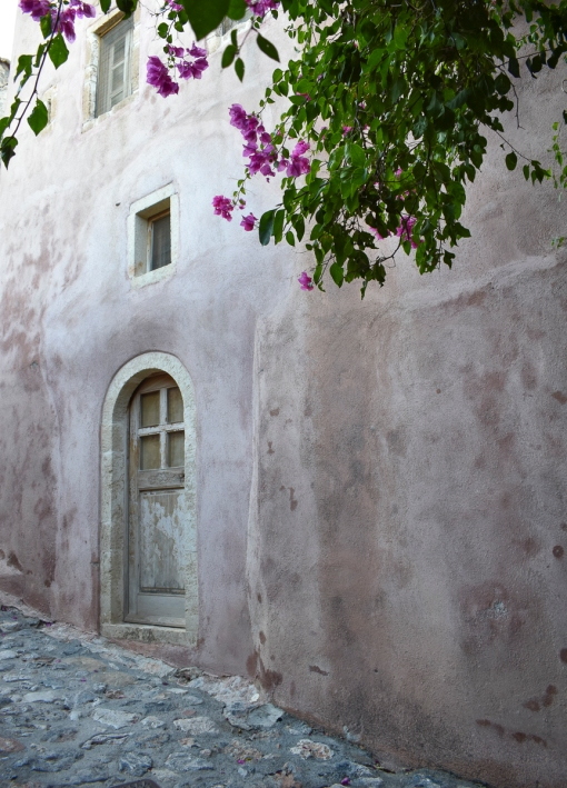 Pink House Monemvasia