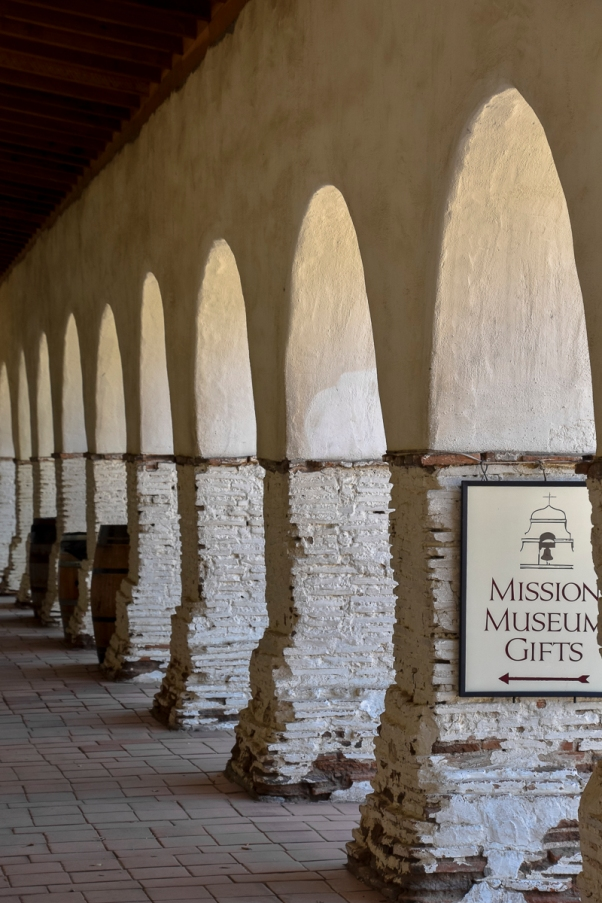 San Juan Bautista Arches