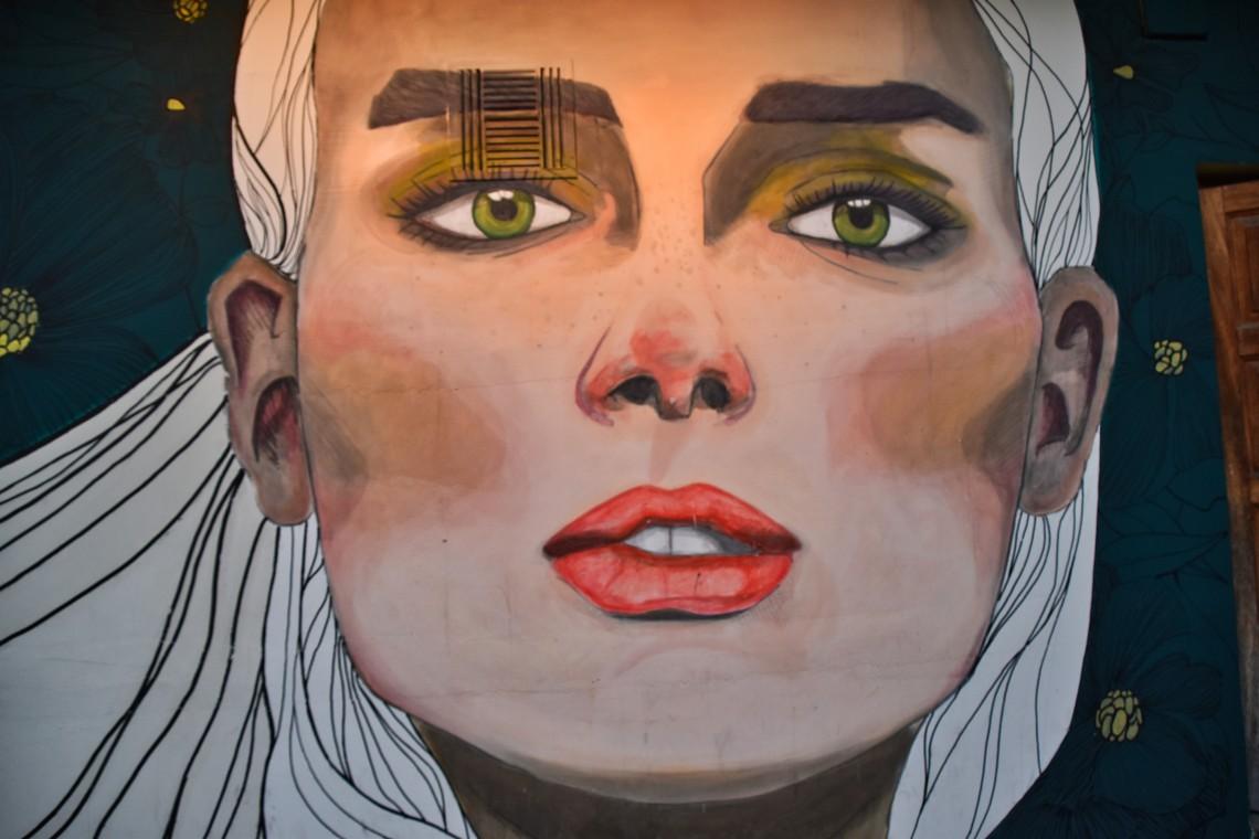 Ioannina Street Art 4 L